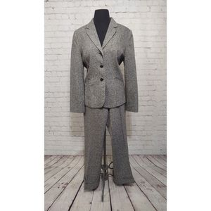 The Limited Fully Lined Tweed Suit